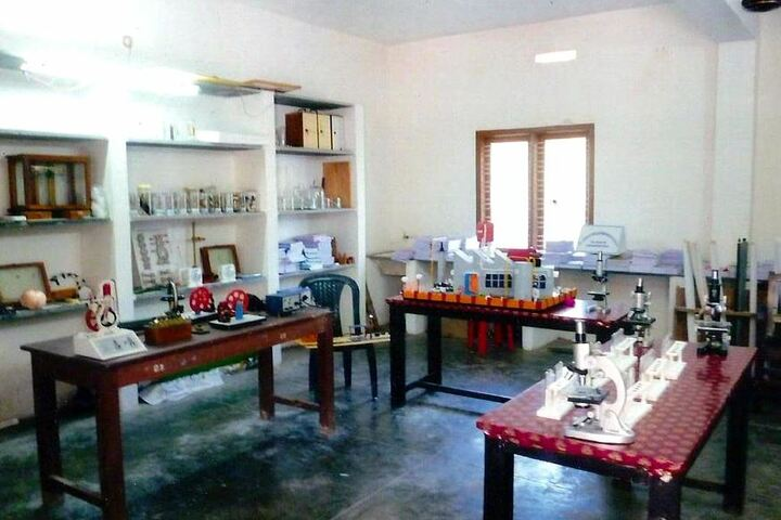Al Badriya Composite Pre University College-Science Lab