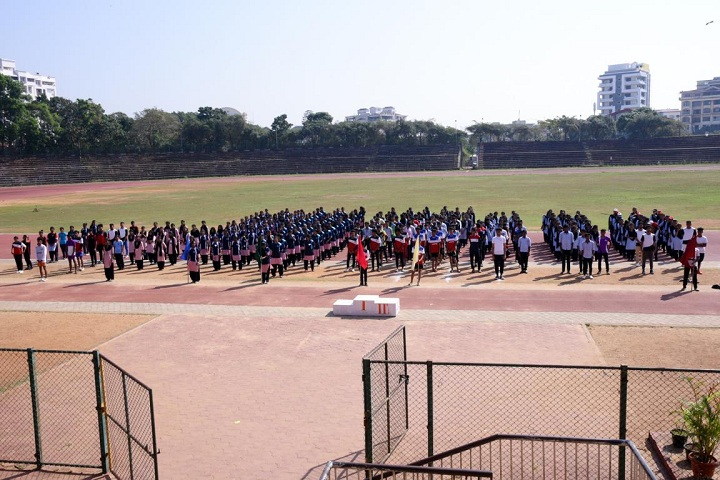 Amrutha Pre University College-Sports Day