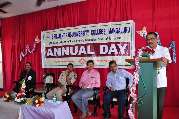 Brilliant Pre University College-Annual Day