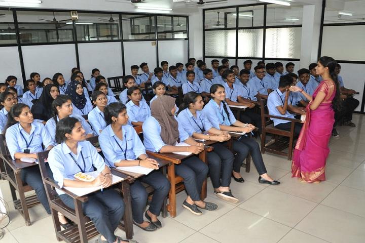 Brilliant Pre University College-Classroom View