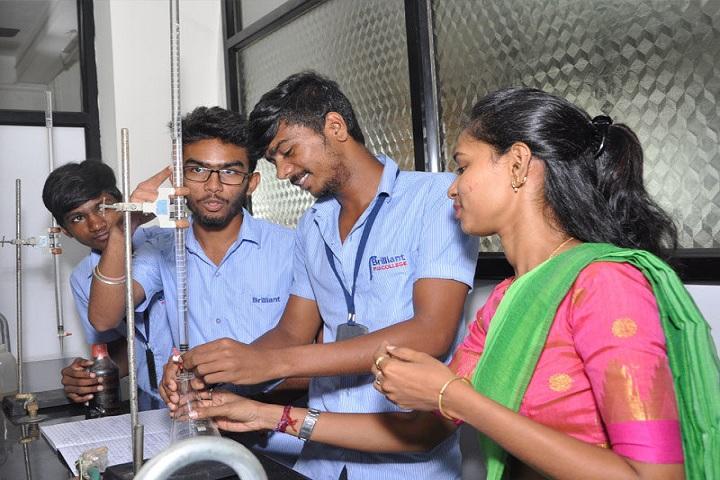 Brilliant Pre University College-Laboratory