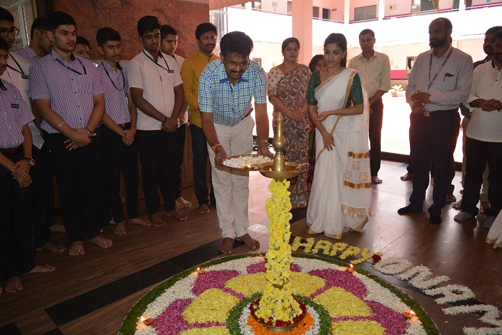 Excellent Pre University College-Onam Celebration