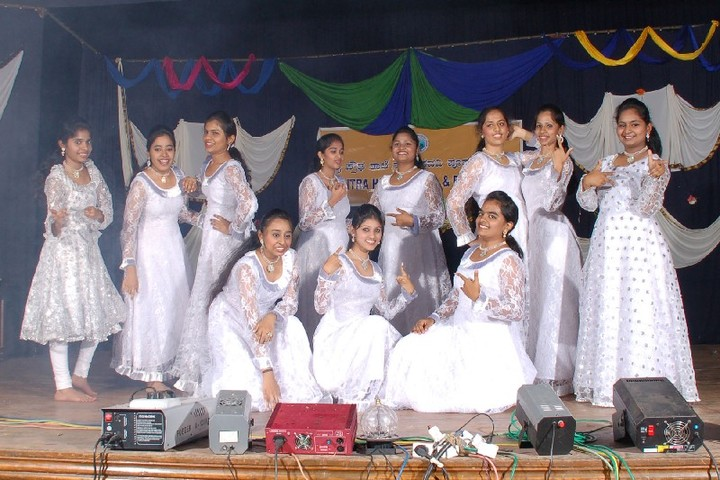 Chaitra Pre-University College-Annual Day