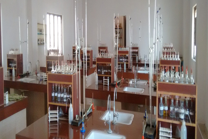 Chaitra Pre-University College-Chemistry Lab