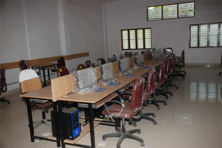 Chaitra Pre-University College-Computer Lab