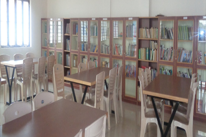 Chaitra Pre-University College-Library
