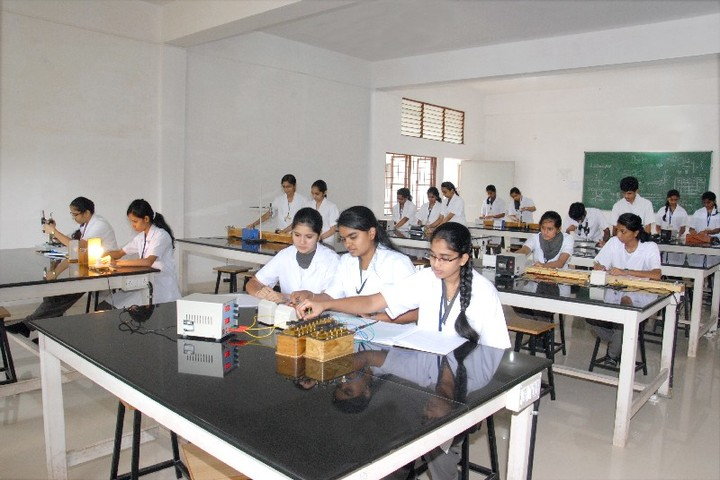 Chaitra Pre-University College-Physics Lab