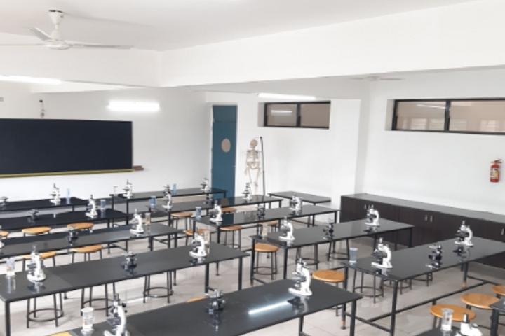Boscoss Pre University College-Biology Laboratory