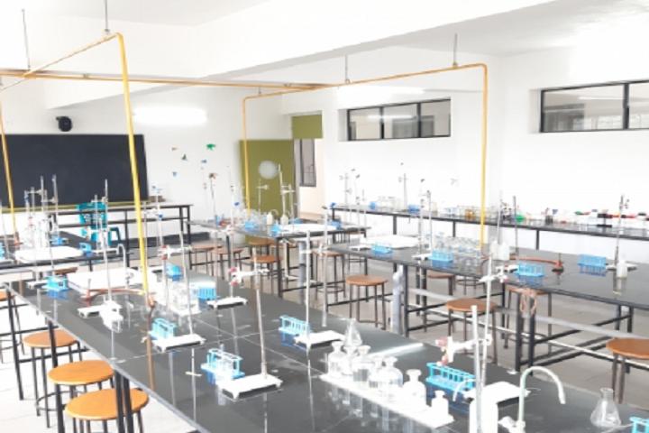 Boscoss Pre University College-Chemistry Laboratory