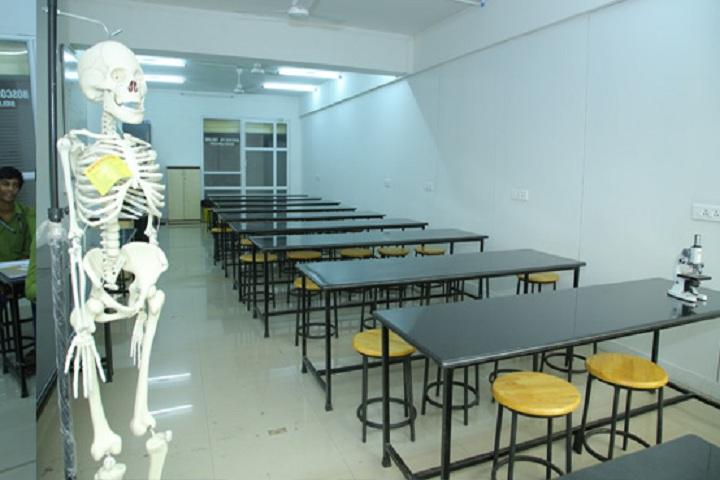 Boscoss Pre University College-Laboratory