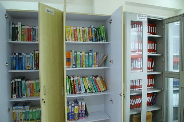 Boscoss Pre University College-Library