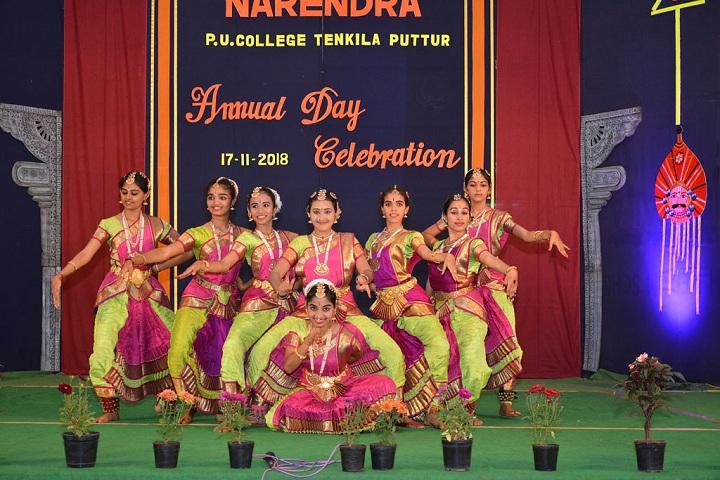 Narendra Pre University College-Annual Day