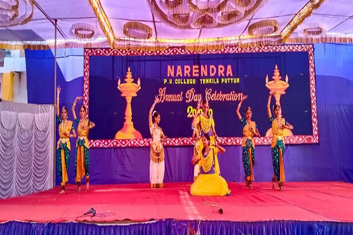 Narendra Pre University College-Function