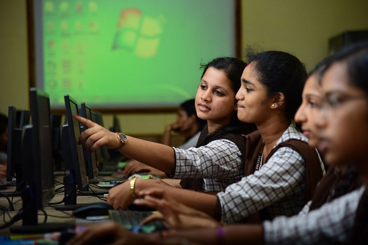 Narendra Pre University College-IT-Lab View
