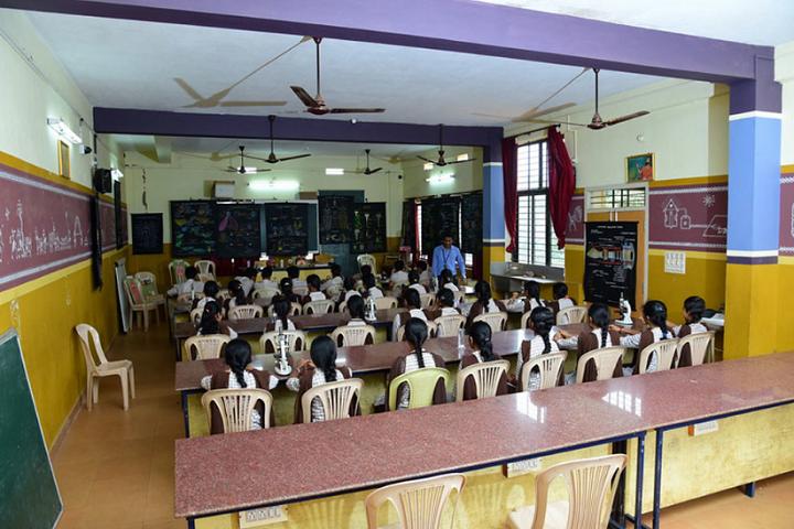 Narendra Pre University College-Laboratory