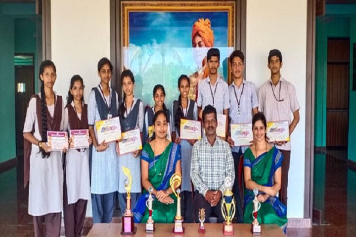 Narendra Pre University College-Prize