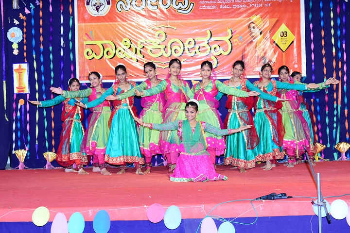 Narendra Pre University College-Programme