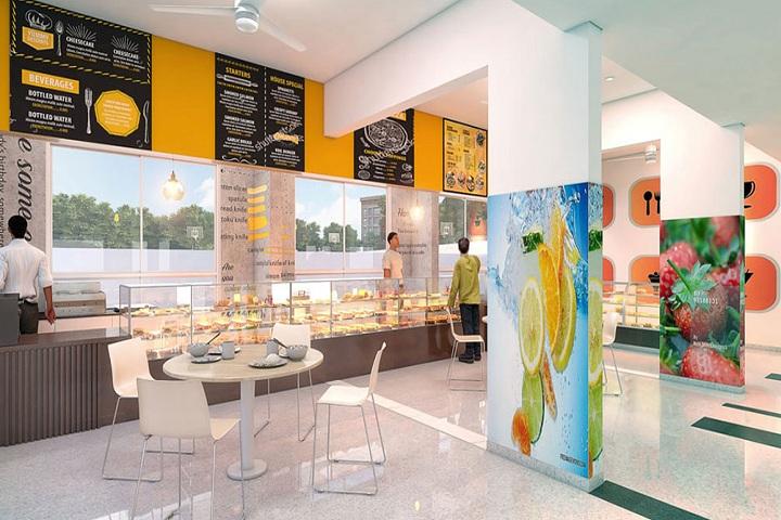 Shakthi Residential Pre University College-Cafeteria
