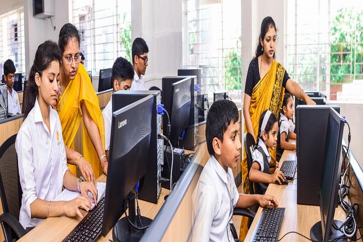 Shakthi Residential Pre University College-IT-Lab