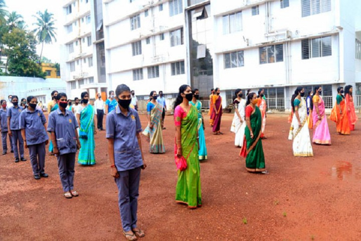 Shakthi Residential Pre University College-Independance Day