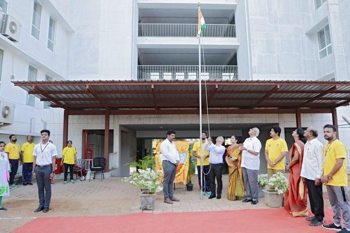Shakthi Residential Pre University College-Republic Day