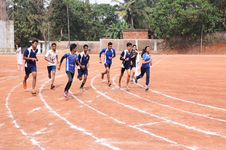 Shakthi Residential Pre University College-Sports