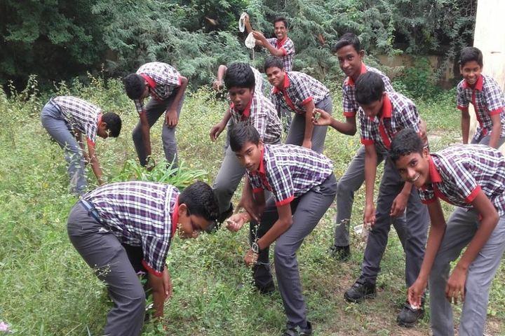 Kendriya Vidyalaya-Gardening