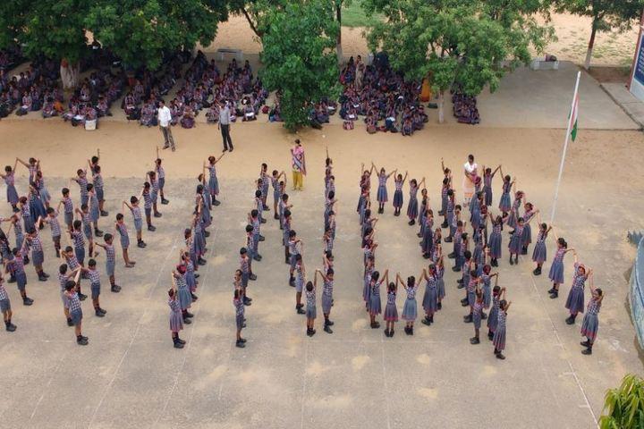 Kendriya Vidyalaya-Students Activity