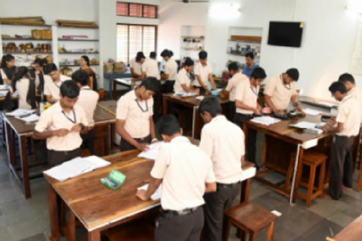 Poornaprajna Pre University College-Laboratory