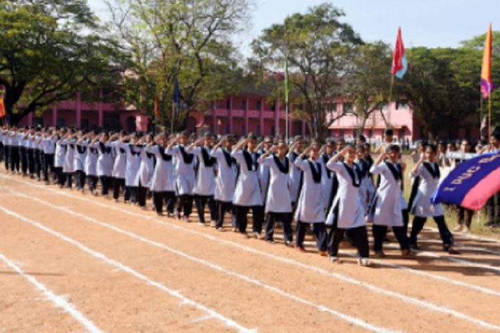 Poornaprajna Pre University College-Sports Day