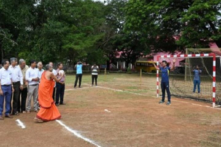 Poornaprajna Pre University College-Sports