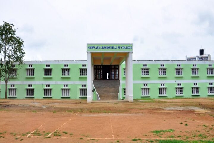 Aishwarya Independent Pre-University College-Campus