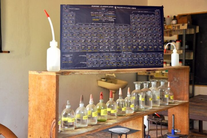 Aishwarya Independent Pre-University College-Chemistry Lab