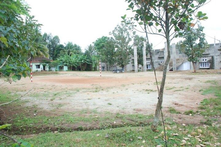 Aishwarya Independent Pre-University College-Playground