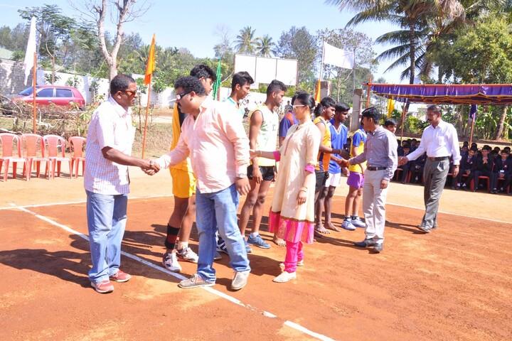 Aishwarya Independent Pre-University College-Sports Meet