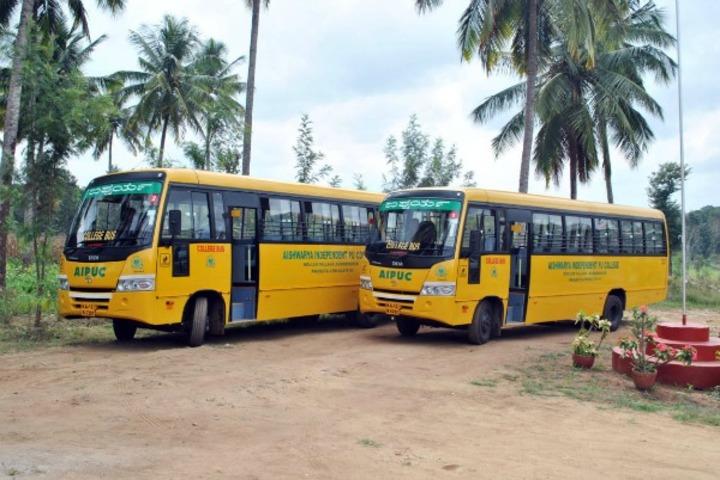 Aishwarya Independent Pre-University College-Transport