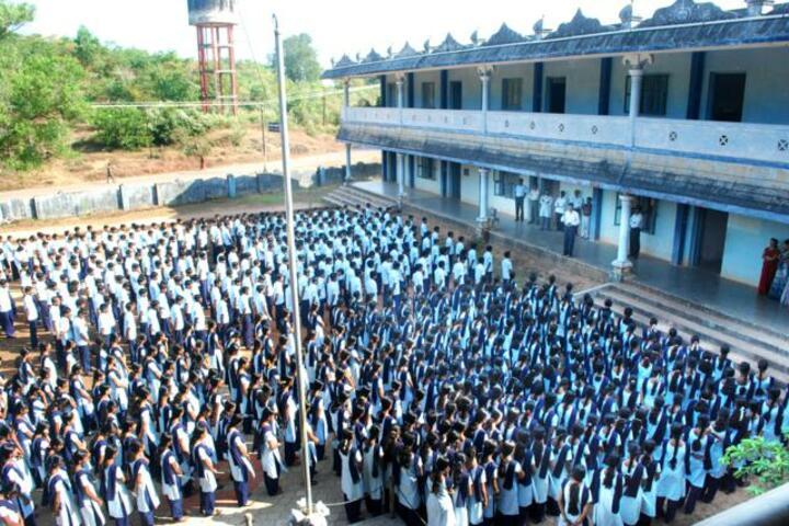 Sri Durga Parameshwari Temple Pre University College-Event