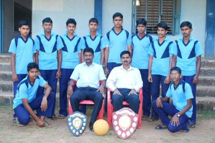 Sri Durga Parameshwari Temple Pre University College-Prize Distribution