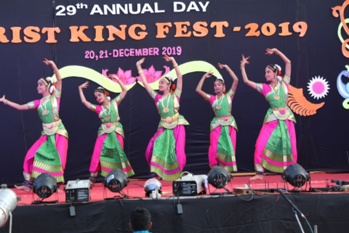 Christ King Pre-University College-Annual Day