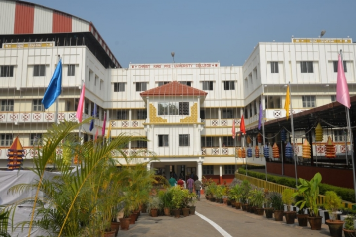 Christ King Pre-University College-Campus
