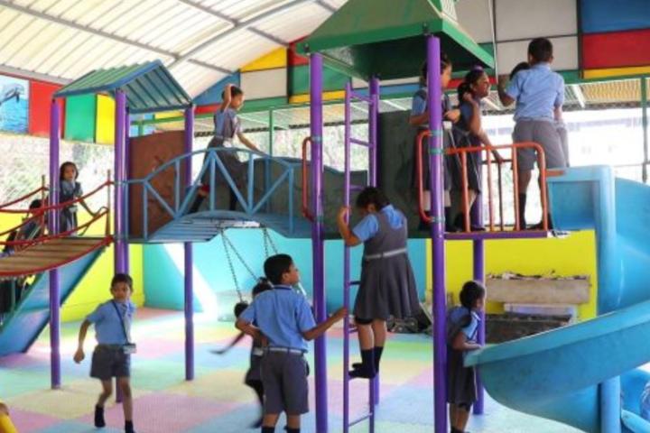 Christ King Pre-University College-Kids Play Area