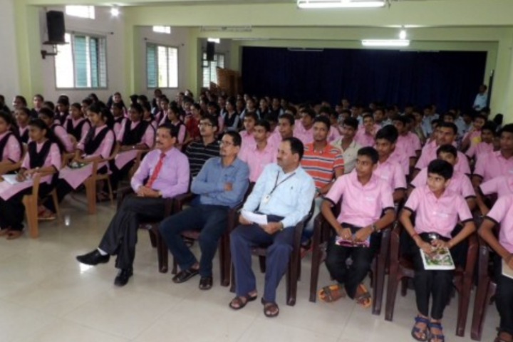 Christ King Pre-University College-Seminar Hall