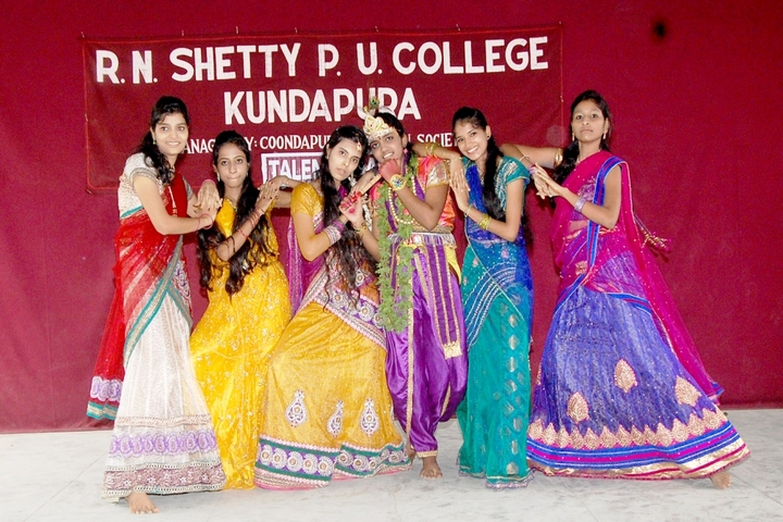 R N Shetty Composite Pre University College-Festival Celebrations