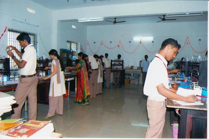 R N Shetty Composite Pre University College-Lab