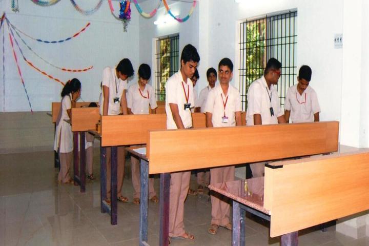R N Shetty Composite Pre University College-Physics Lab