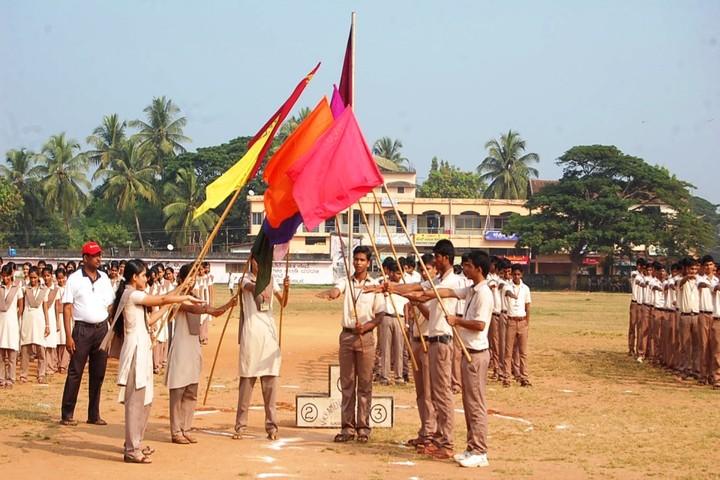 R N Shetty Composite Pre University College-Sports Meet