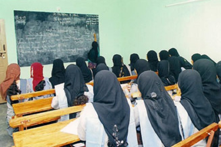 Salihath Pre University College-Classroom