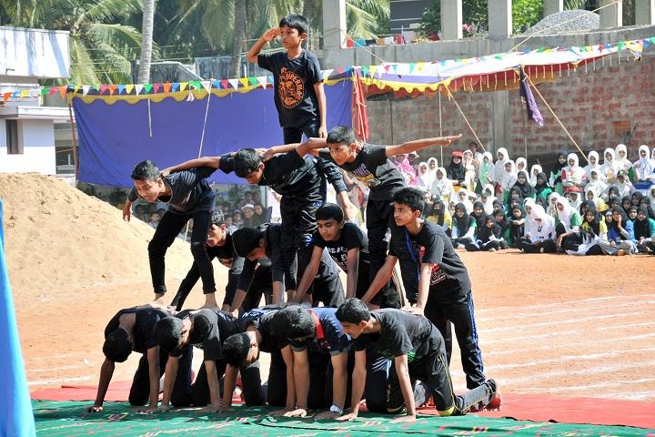 Salihath Pre University College-Events