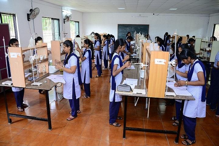 Karkala Jnanasudha Pre University College-Chemistry Laboratory