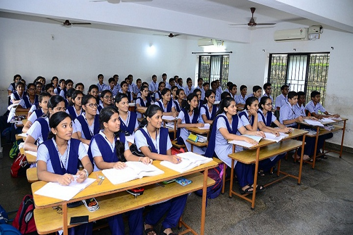Karkala Jnanasudha Pre University College-Classroom